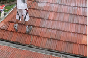 Terracotta Tile Roof Restoration - Residential - Image 8 - 3rd Coat