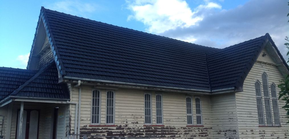 Terracotta Roof Restoration Cleveland
