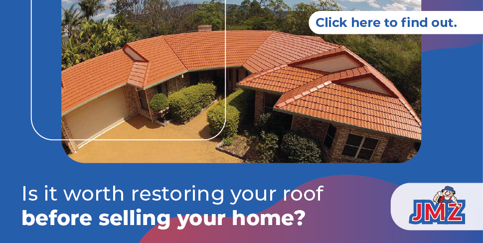 Is It Worth Restoring Your Roof Before Selling Your Home?
